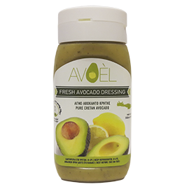FRESH AVOCADO<br/>DRESSING